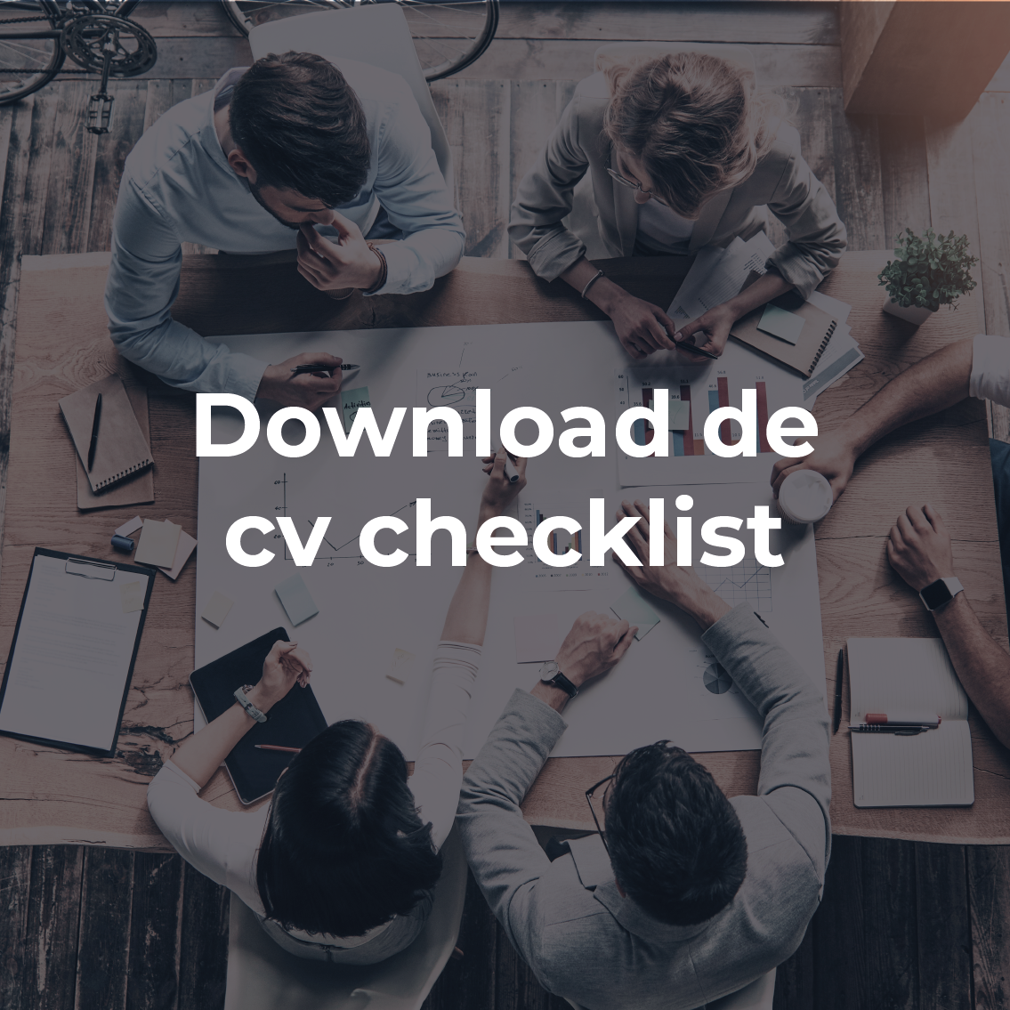 Download de cv checklist