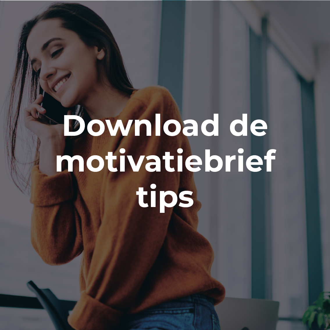 Download de motivatiebrief tips